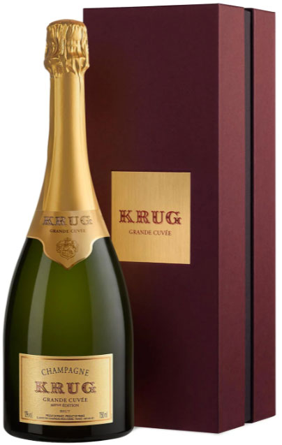 KRUG  Grand Cuvee 75cl Bottle