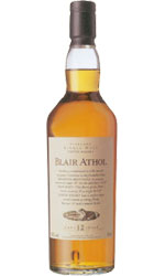 Blair Athol - 12 Year Old Flora And Fauna 70cl Bottle