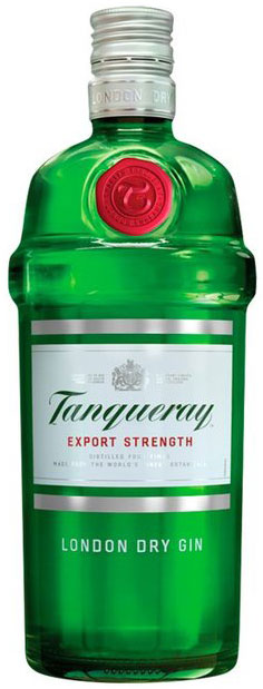 Tanqueray - 43.1% Gin 70cl Bottle