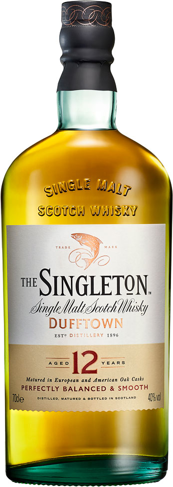 The Singleton Of Dufftown - 12 Year Old 70cl Bottle