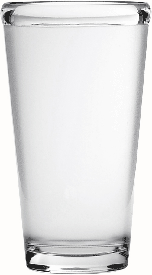 Urban Bar - 16oz Perfect Fit Plastic Boston Glass Accessories