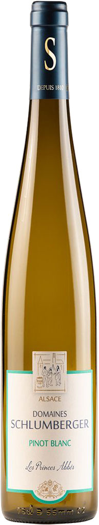 Domaines Schlumberger  Les Princes Abbes Pinot Blanc 2013 75cl Bottle