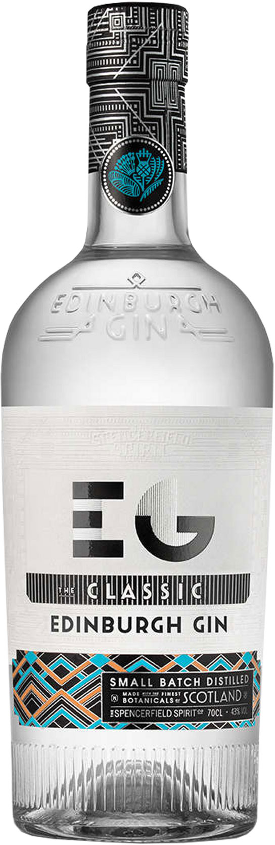 Edinburgh Gin 70cl Bottle