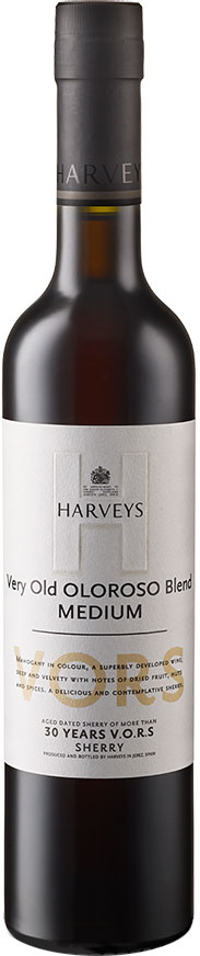 HARVEYS  Rich Old Oloroso VORS 50cl Bottle