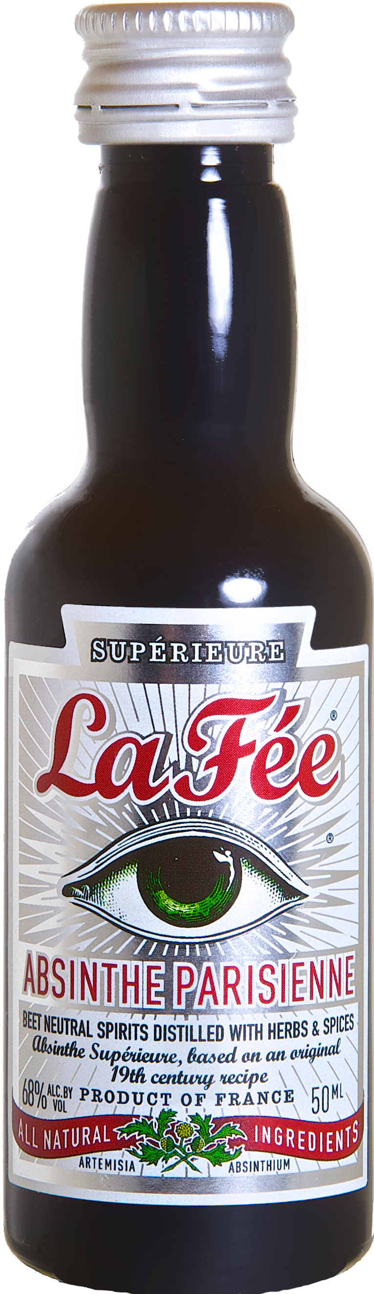 La Fee  Parisienne Miniature 5cl Miniature