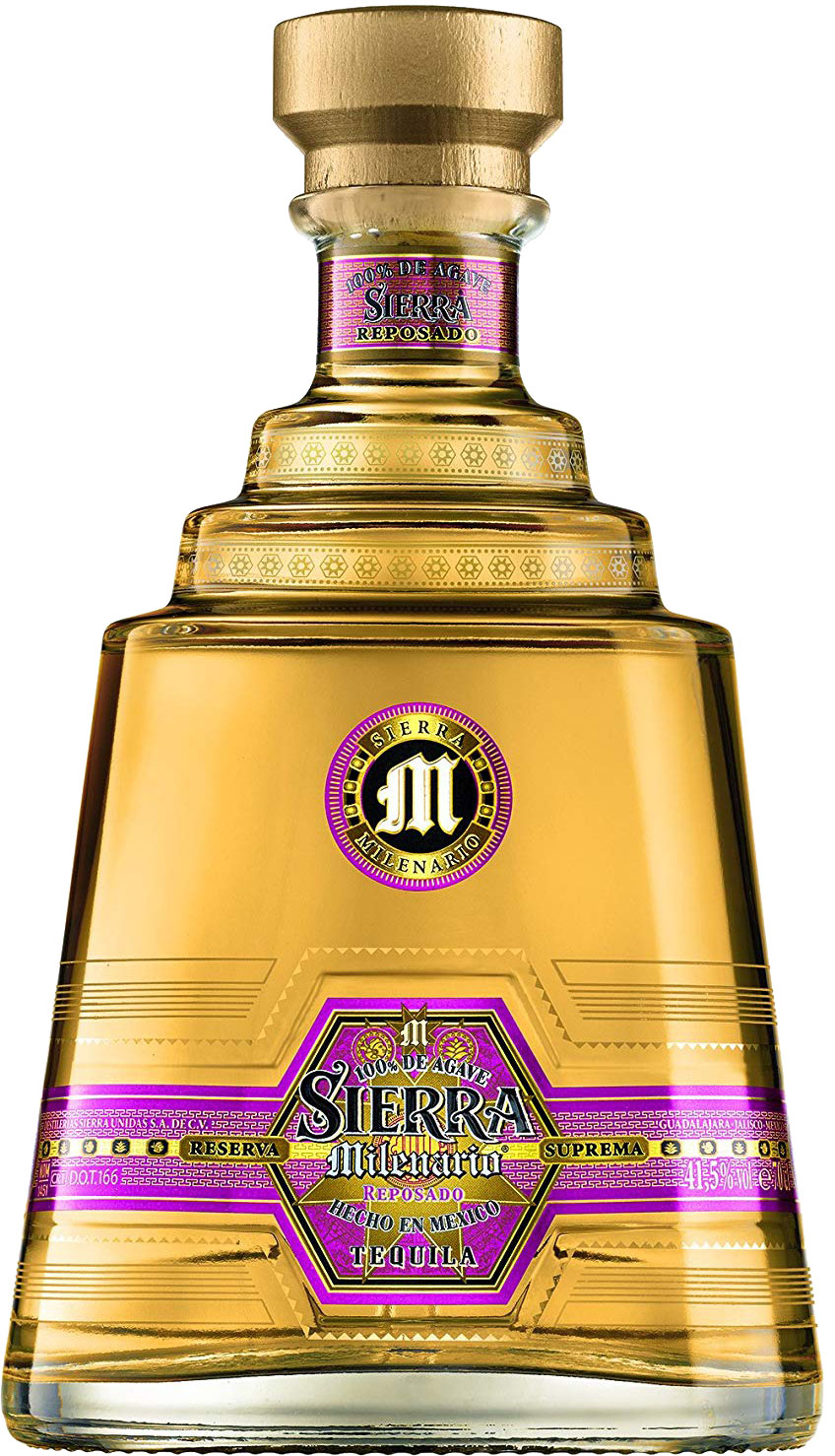 Sierra Milenario - Reposado 70cl Bottle