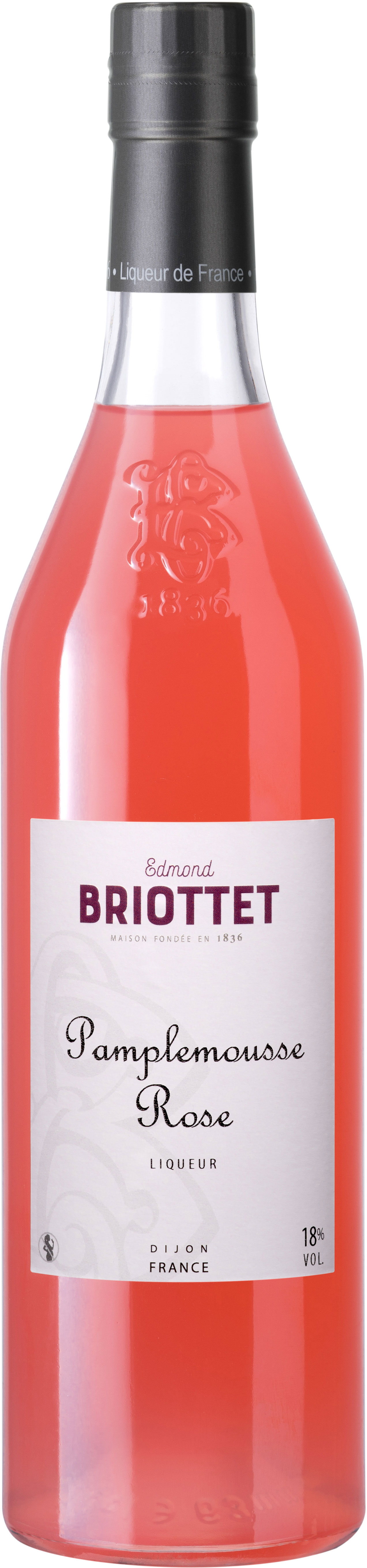 Briottet - Liqueur de Pamplemousse Rose (Pink Grapefruit) 70cl Bottle