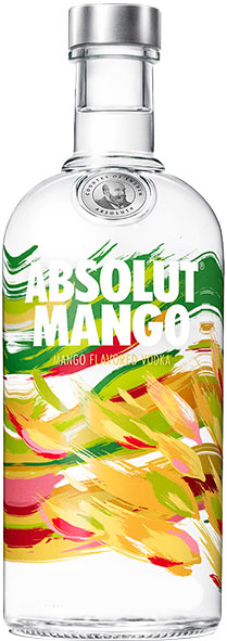 Absolut - Mango 70cl Bottle