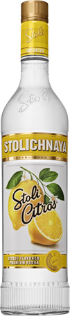 Stolichnaya - Citros 70cl Bottle