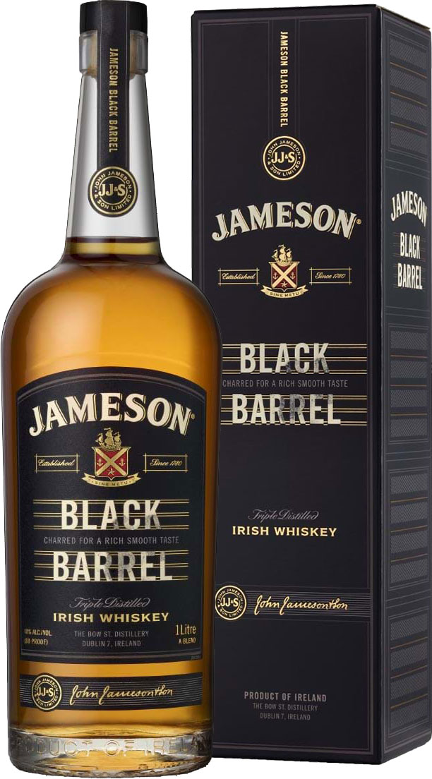 Jameson  Black Barrel 70cl Bottle