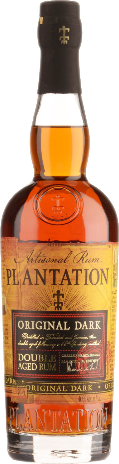 Plantation Rum - Original Dark 70cl Bottle