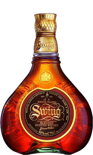Johnnie Walker - Swing 70cl Bottle