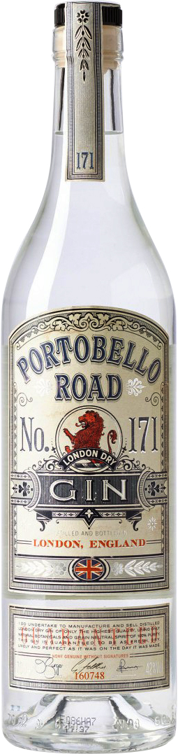 Portobello Road Gin - No 171 70cl Bottle