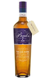 Banks Rum - 7 Golden Age Rum 70cl Bottle