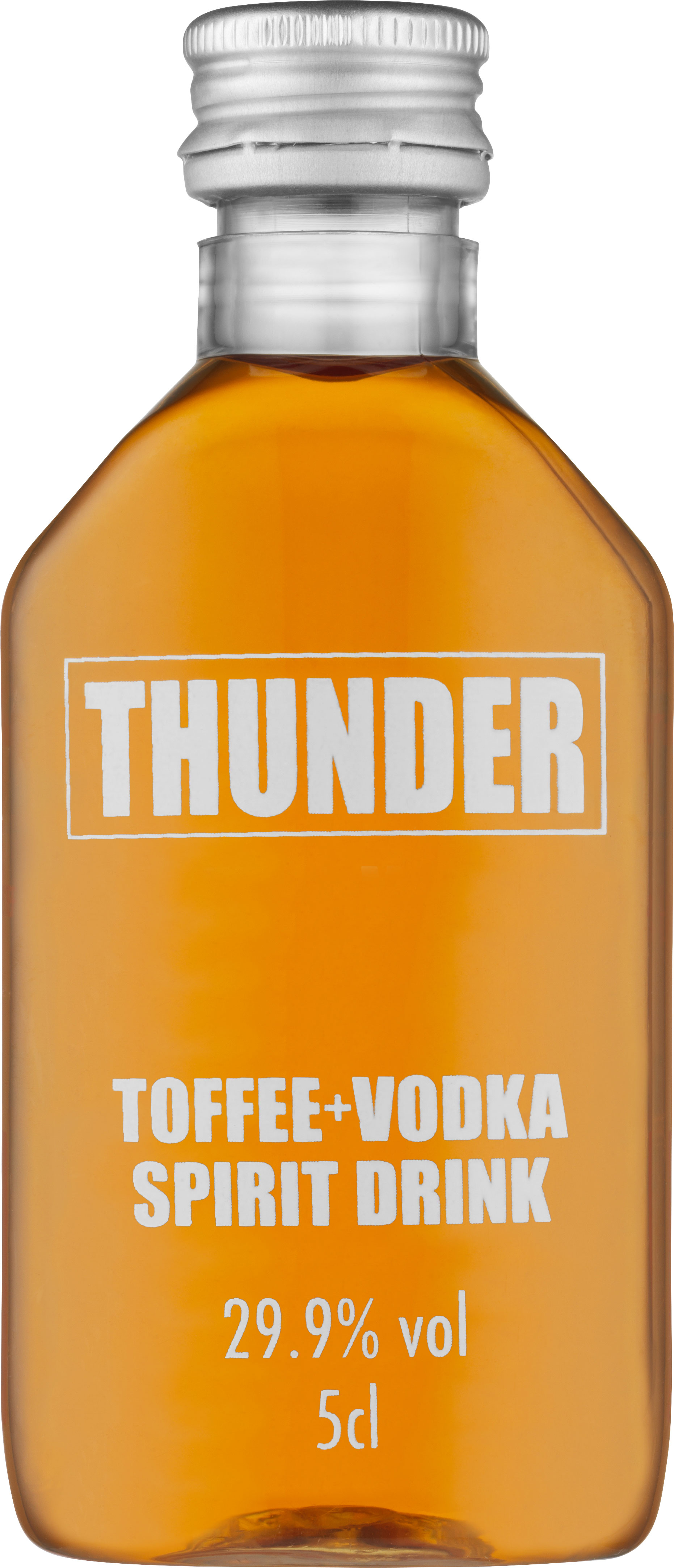 Thunder  Toffee Vodka Miniature 5cl Miniature