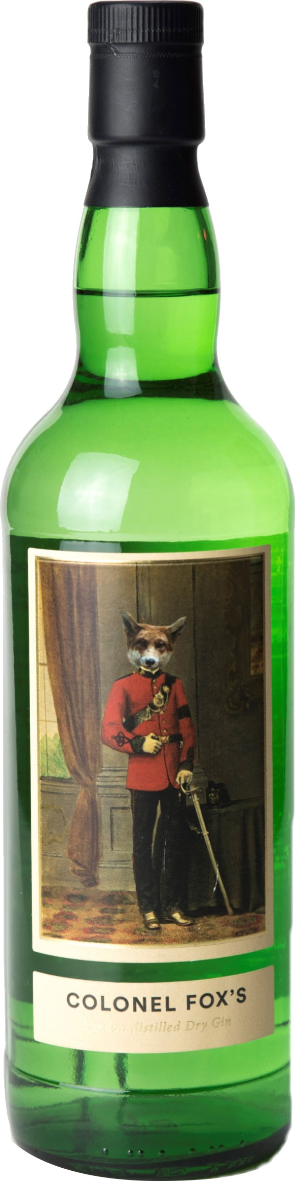Cremorne - Colonel Foxs Gin 70cl Bottle