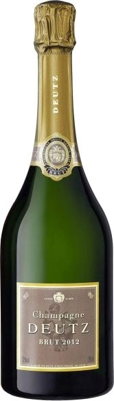 Champagne Deutz - Brut Vintage 2012 75cl Bottle