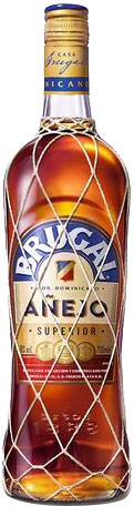 Brugal - Ron Anejo 70cl Bottle