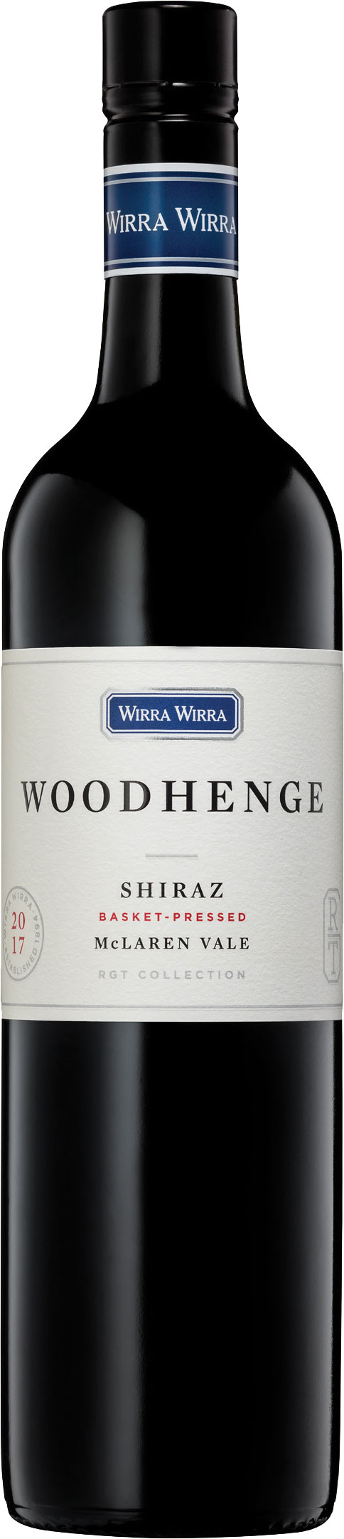 Wirra Wirra - Woodhenge Shiraz 2016 6x 75cl Bottles