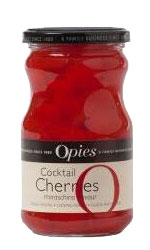 Opies - Cocktail Cherries Without Stems 500g Jar