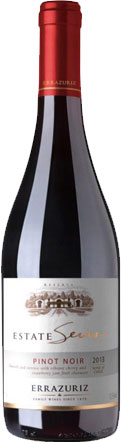 Errazuriz - Estate Pinot Noir 2019 6x 75cl Bottles