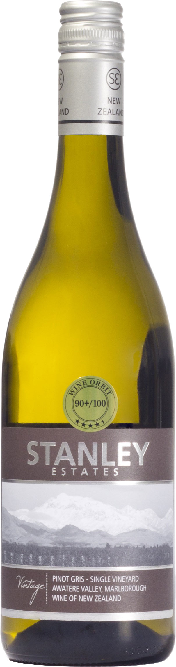 Stanley Estates - Pinot Gris 2013 6x 75cl Bottles