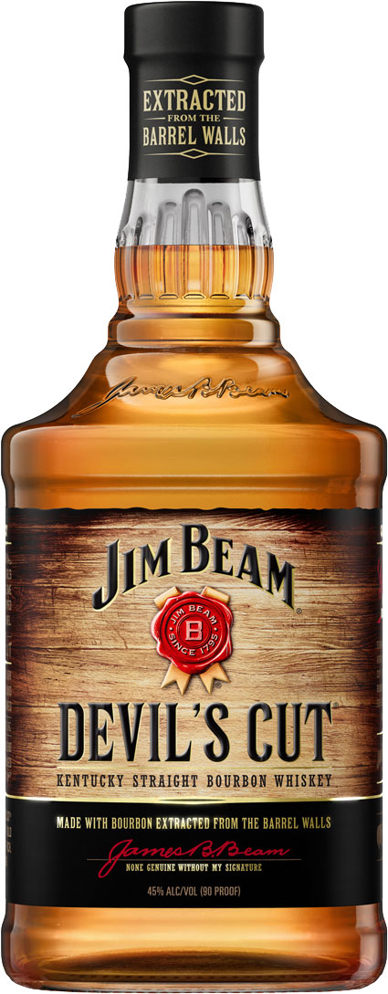 Jim Beam - Devils Cut 70cl Bottle