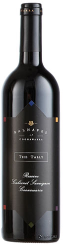 Balnaves - The Tally Coonawarra Cabernet Sauvignon 2008 6x 75cl Bottles