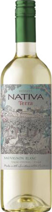 Nativa - Organic Sauvignon Blanc 2015 75cl Bottle at The Drink Shop