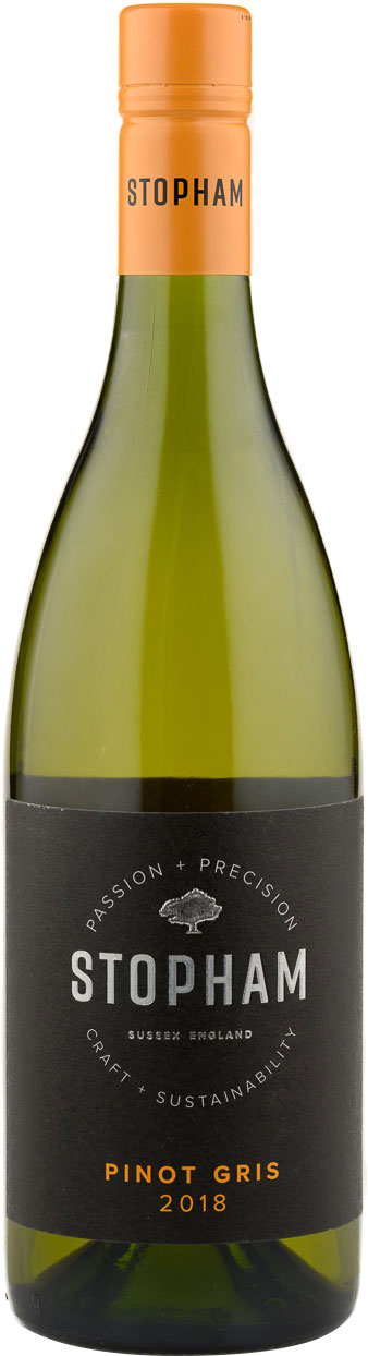 Stopham Estate - Pinot Gris 2017 6x 75cl Bottles