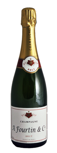 Champagne A Fourtin - Brut NV 6x 75cl Bottles