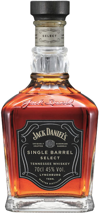 Jack Daniels - Single Barrel 70cl Bottle