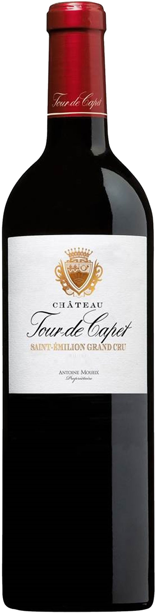 Chateau Tour de Capet - Saint-Emilion Grand Cru 2013 75cl Bottle