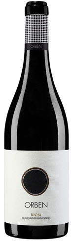 Orben - Rioja 2018 75cl Bottle