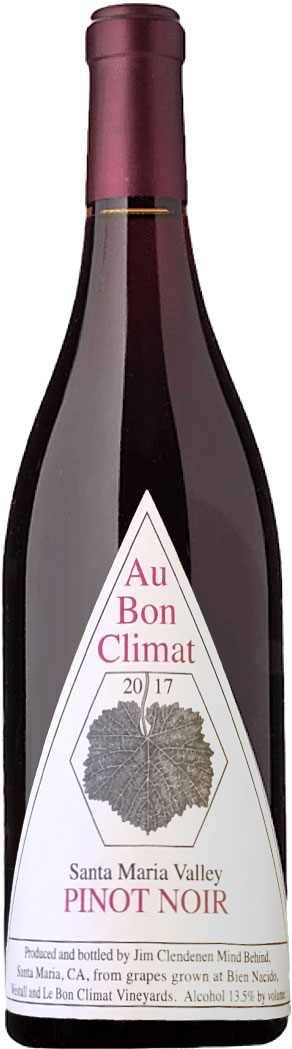 Au Bon Climat - Pinot Noir Bien Nacido Vineyard 2016 75cl Bottle