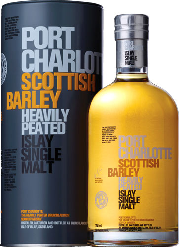 Bruichladdich - Port Charlotte Scottish Barley 70cl Bottle