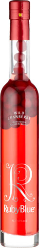 RubyBlue  Wild Cranberry Liqueur 350ml Bottle