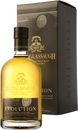 Glenglassaugh - Evolution 70cl Bottle