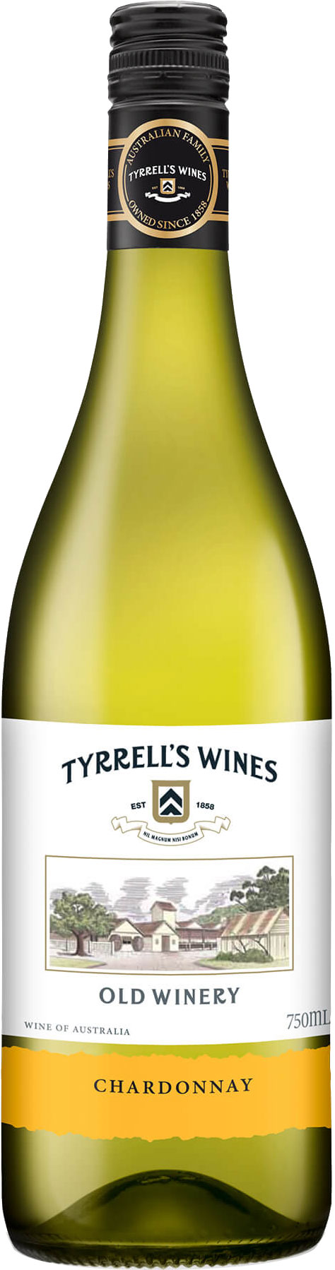 Tyrrells - Old Winery Chardonnay 2017 6x 75cl Bottles